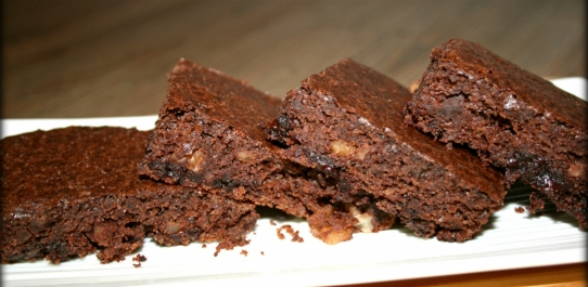 featured healthy black bean brownie recipe