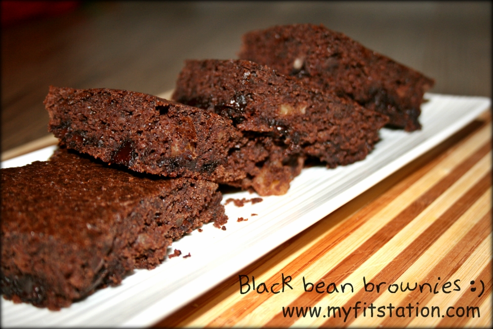 healthy black bean brownie recipe 2
