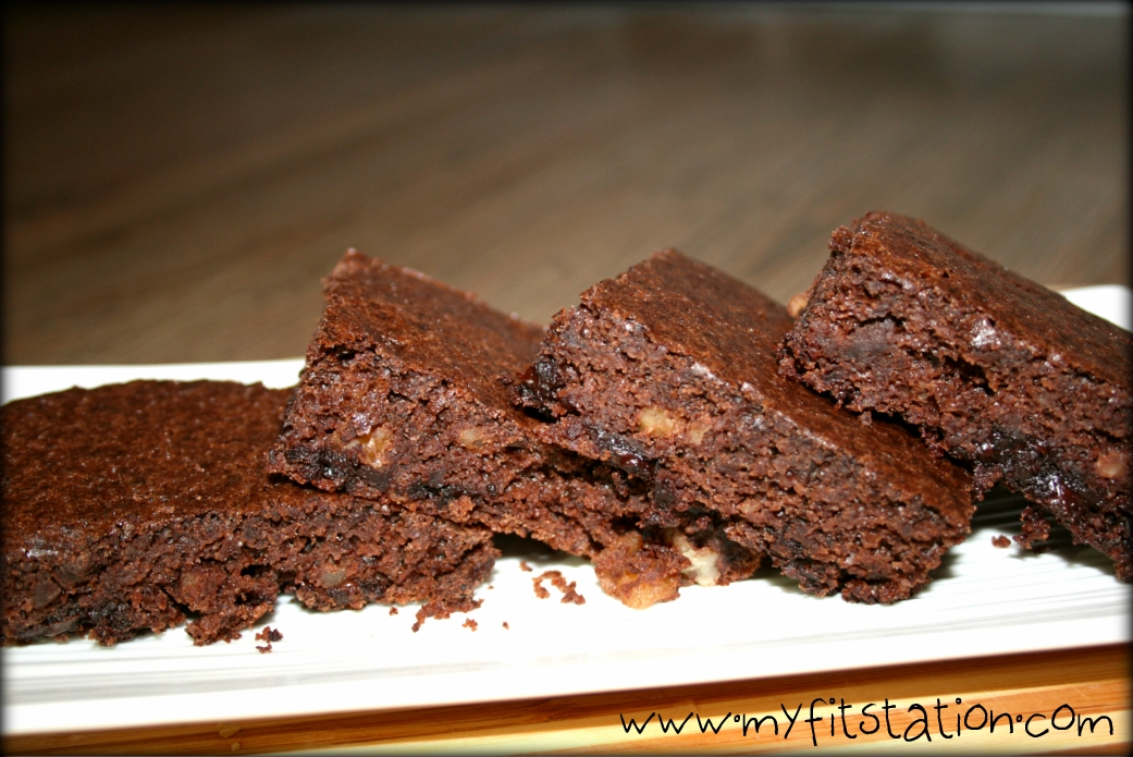 healthy black bean brownie recipe