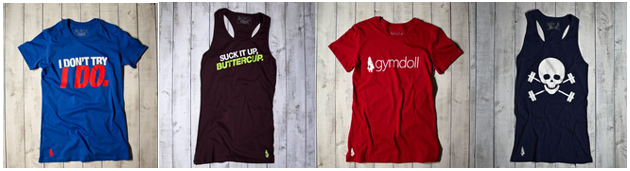 Gymdoll women's fitness apparel review and discount