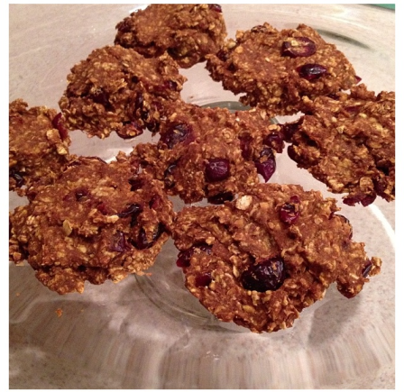 samantha healthy cookie recipes