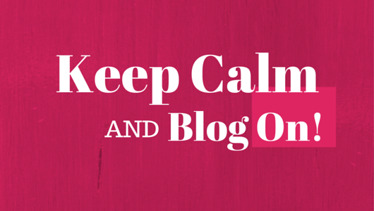 featured - Welcome to the Blogosphere my Dear Self-Proclaimed Creative Souls!