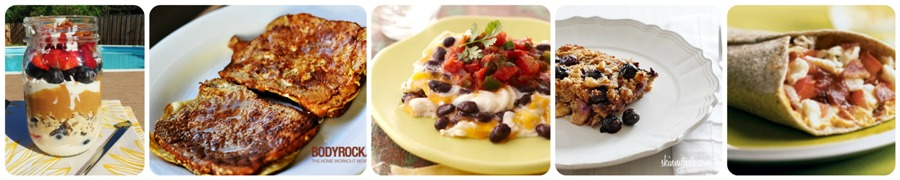 delicious guilt free breakfast recipes