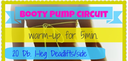 featured Booty Pump Circuit