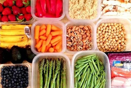 fitness diet and nutrition