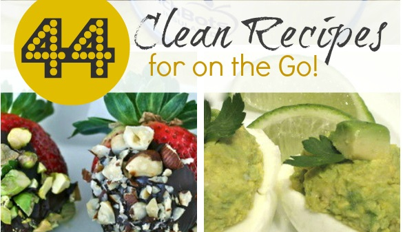 44 On the Co Clean Recipes