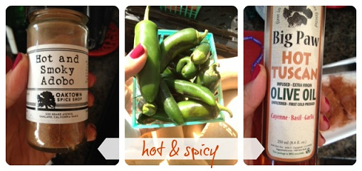 Healthy Diet Tips Hot and Spicy