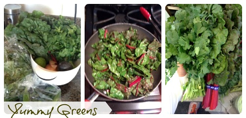 Healthy diet tips Greens