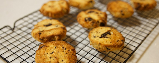 healthy chocolate coconut cookie recipe