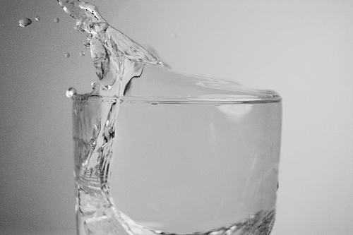 intermittent fasting drink water