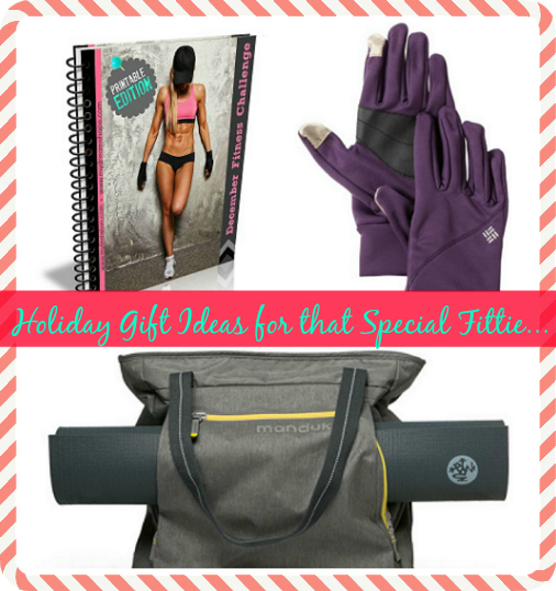 Holiday fitness gift ideas