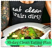 The Body Fuel System 30 day Clean Eating Plan