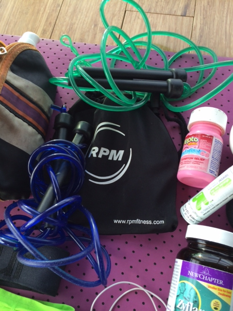 Workout Prep for the Modern Fit Gal - workout equipment