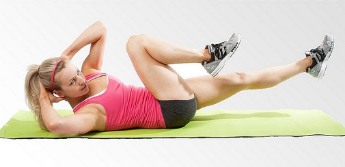 featured mega superset abs and thighs workout