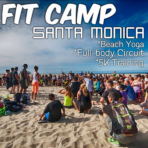 Fit Camp workout tips