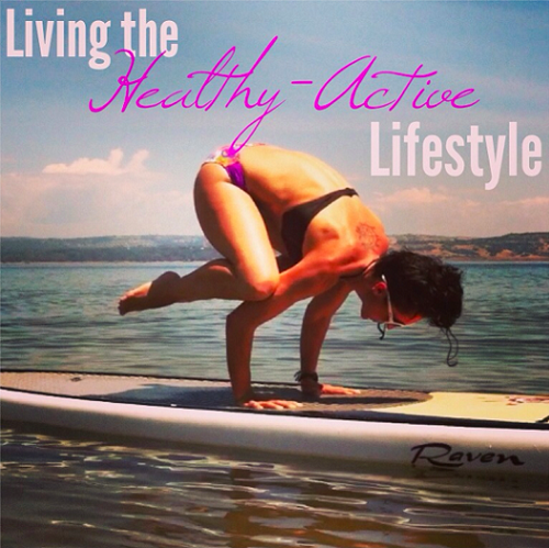 Fitness Girl Interview with Chaundra Martino  lifestyle