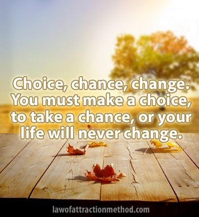 Fitness mindset - make a change quote