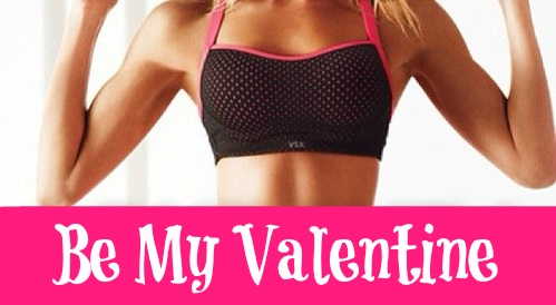 featured Be My Valentine Quickie Total Body HIIT Workout