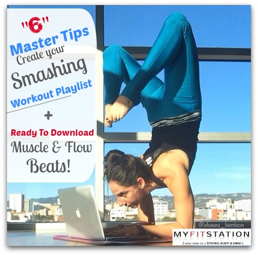 6 Master Tips on Creating a Smashing Workout Playlist