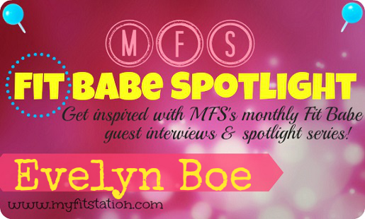 MFS Fit Babe Spotlight Series - fit babe Interview with Evelyn Boe