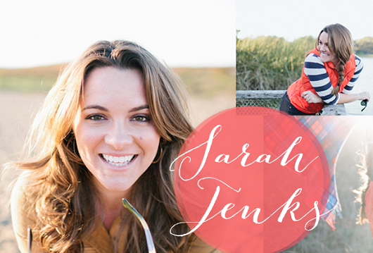5 Magnetic Women from Around the Web - Sarah Jenks
