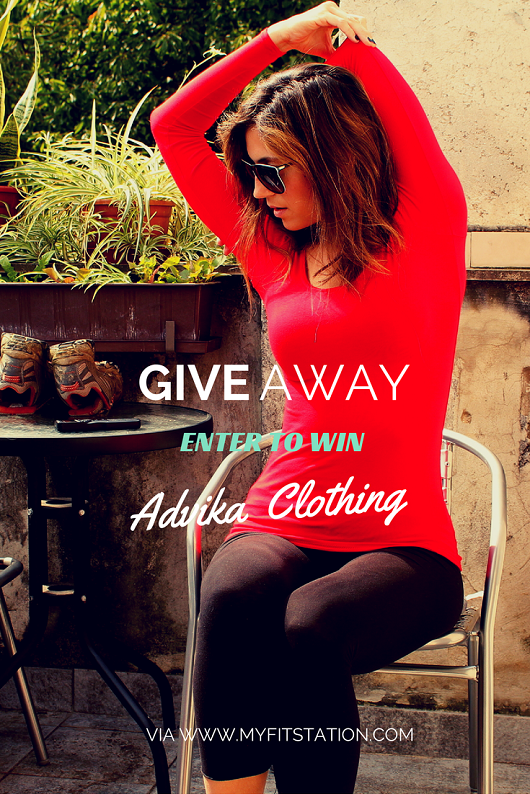 Advika Clothing Giveaway PIN IT