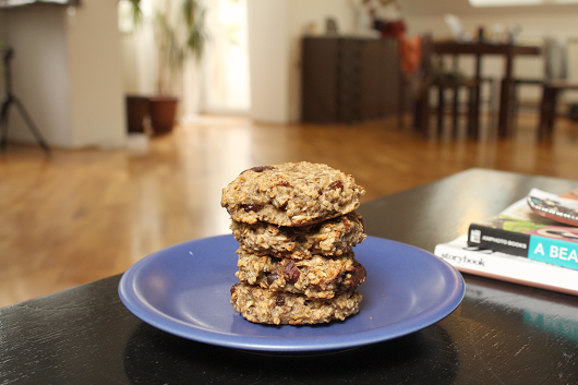 Healthy Chocolate Coconut Oatmeal Cookie Recipe 04