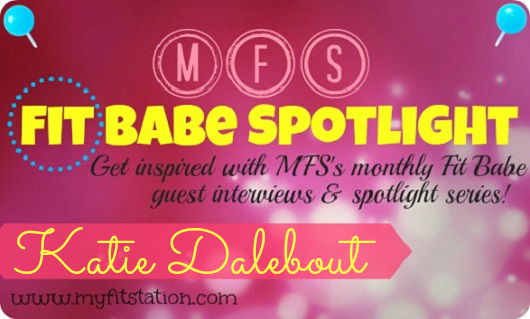 MFS Fit Babe Spotlight - Katie Dalebout