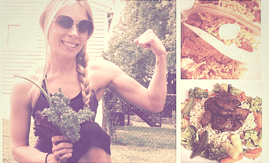 featured Kim Moffatt Thriving on a Plant-Based Diet
