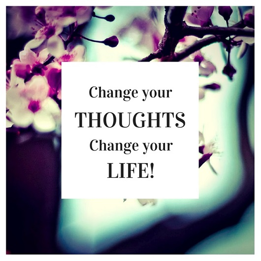 Change your Thoughts - Change your Life - myfitstation