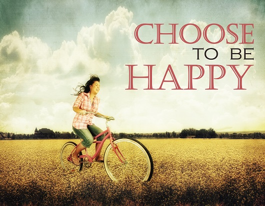 Choose to be Happy - 9 Sabotaging Habits Keeping your Fitness Resolution Unattainable
