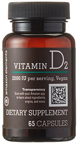 Amazon Elements Vitamin D2