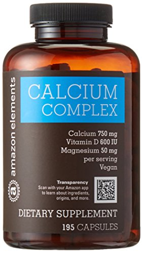 Amazon Elements Calcium Complex