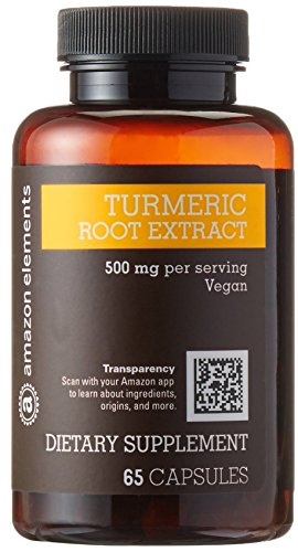 Amazon Elements Turmeric Extract