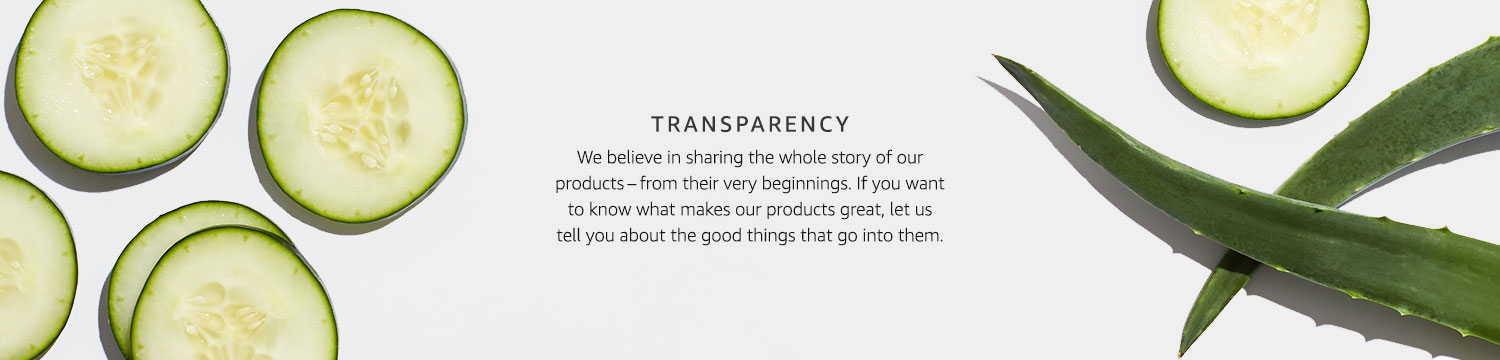 Amazon Elements Transparency